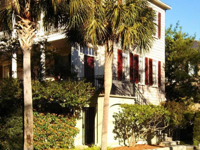 Exploring the neighborhoods of Charleston