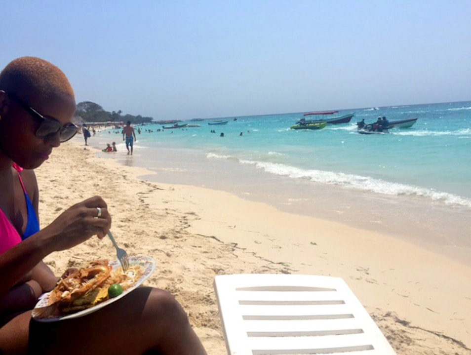 Playa Blanca definitely lives up to the hype