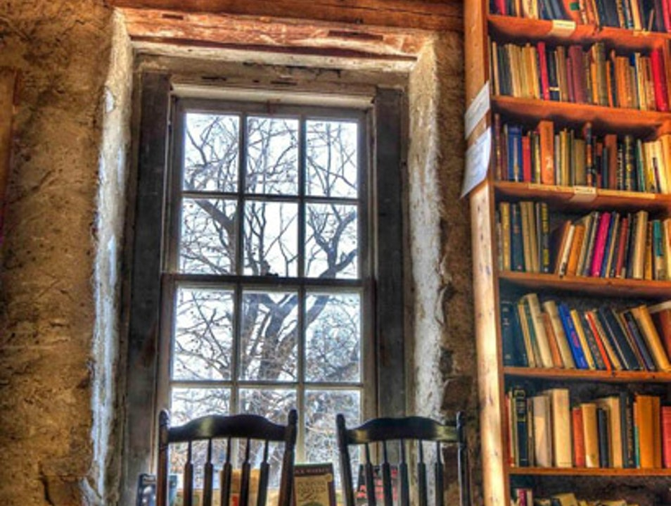 Browsing through Books in the Brandywine Valley: Baldwin's Book Barn