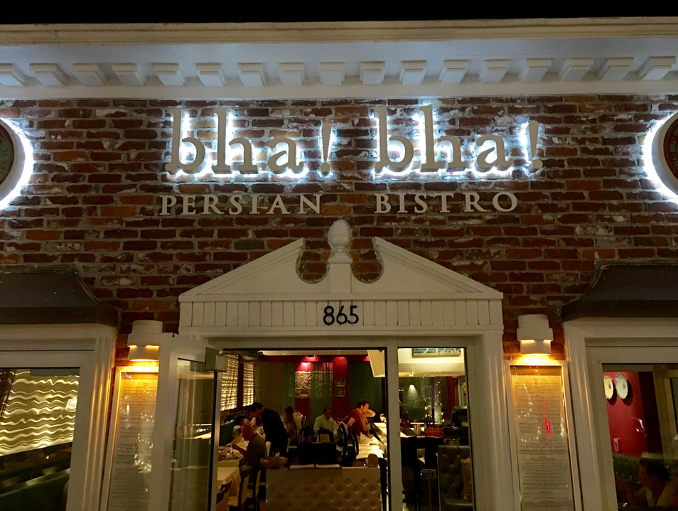 Innovative and Inspired Bha Bha Bistro Naples Florida United States