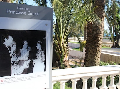 Princess Grace Trail Monaco  Monaco