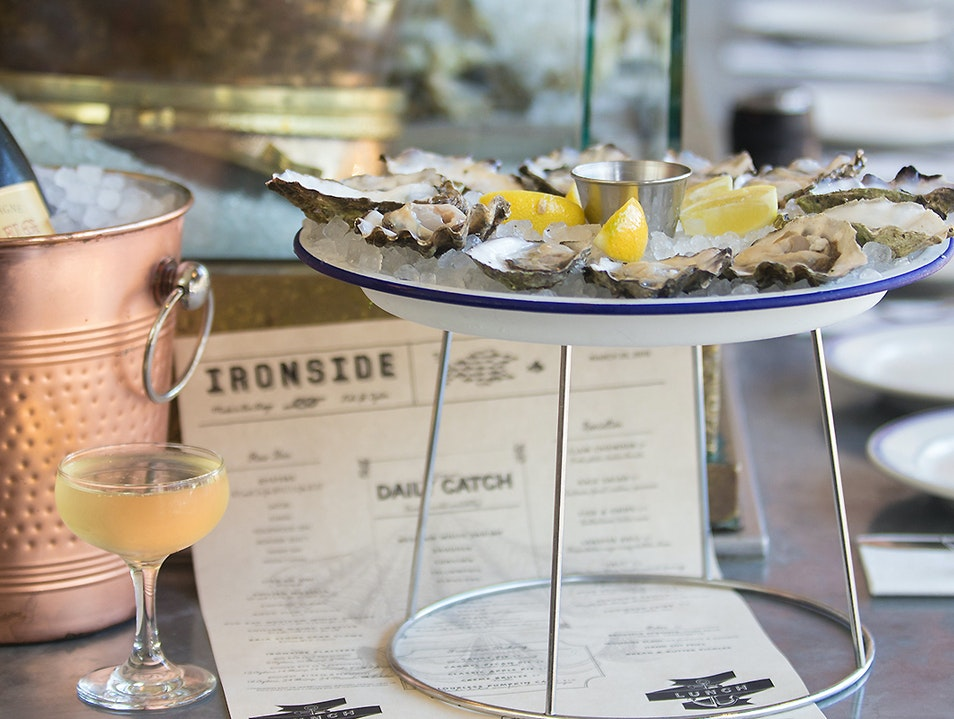 Ironside Fish & Oyster Bar San Diego California United States