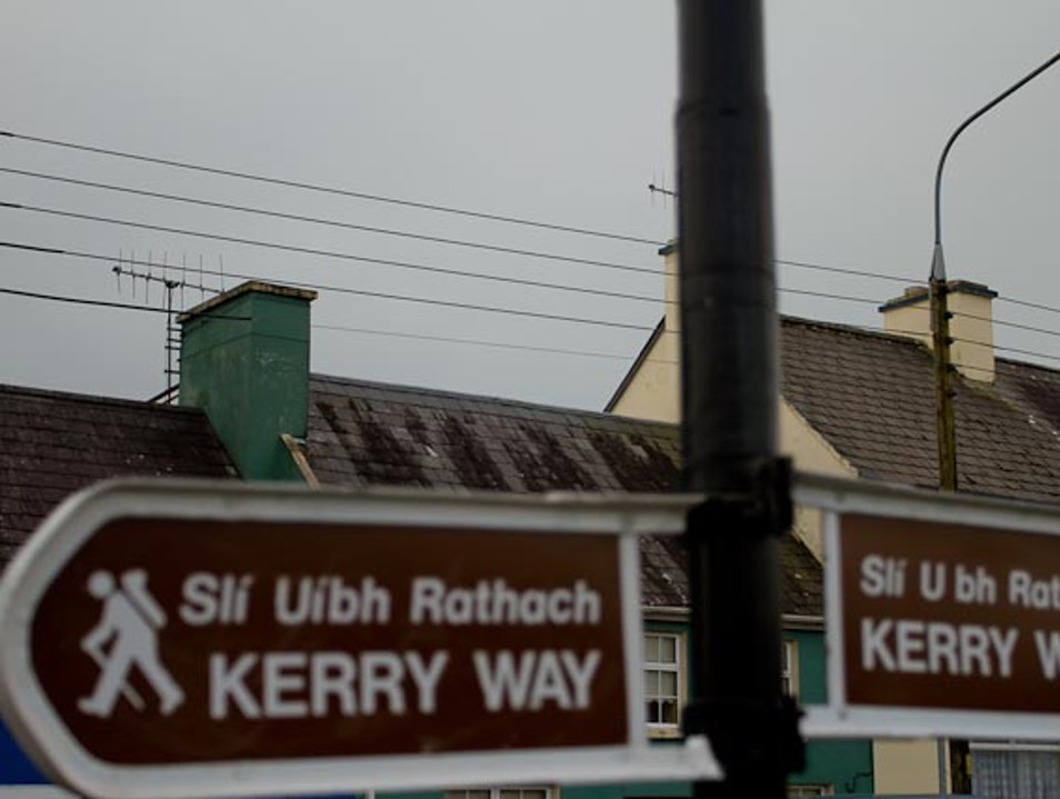 Off On The Kerry Way
