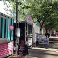 Portland Food Carts Portland Oregon United States
