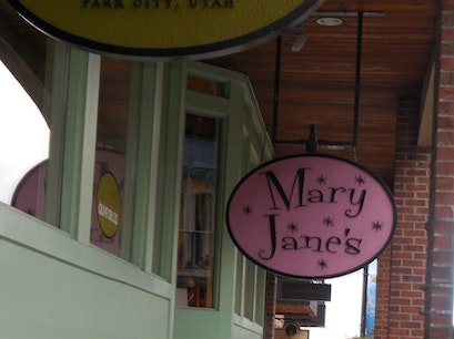 Mary Jane's Park City Utah United States