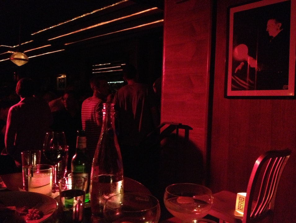 Visit a Modern-Day Speakeasy in New York's Greenwich Village