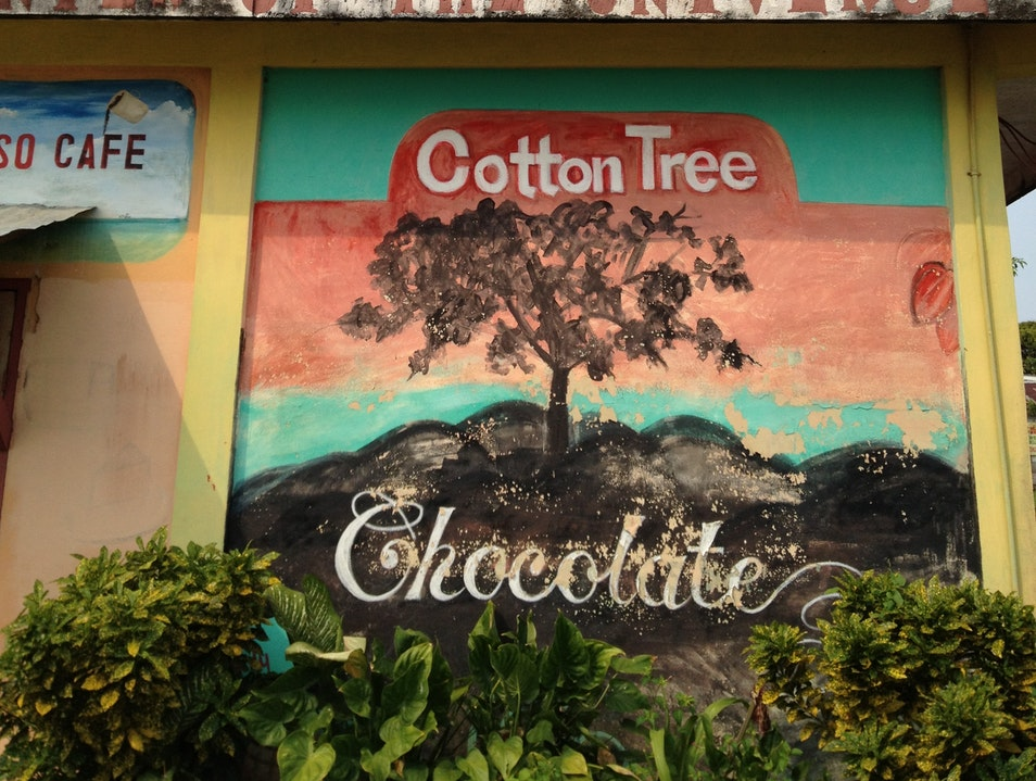 Attend the Annual Chocolate Festival in Punta Gorda