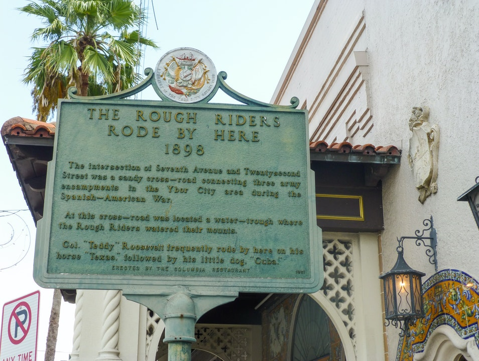 Ybor City History: Two Ways Tampa Florida United States