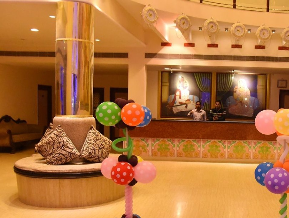 Welcome to La Premier Spa and Resort Hotel Jaipur