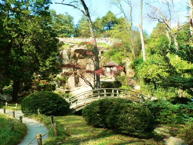 The Gardens at Maymont