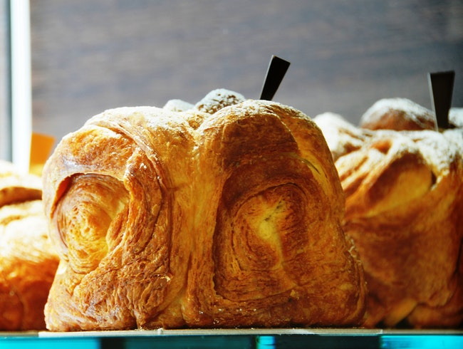 Flaky, Buttery Goodness