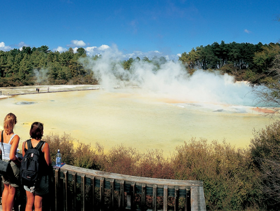 Explore the Māori Culture Rotorua  New Zealand