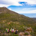 Freycinet Experience Walk, Tasmania Friendly Beaches  Australia