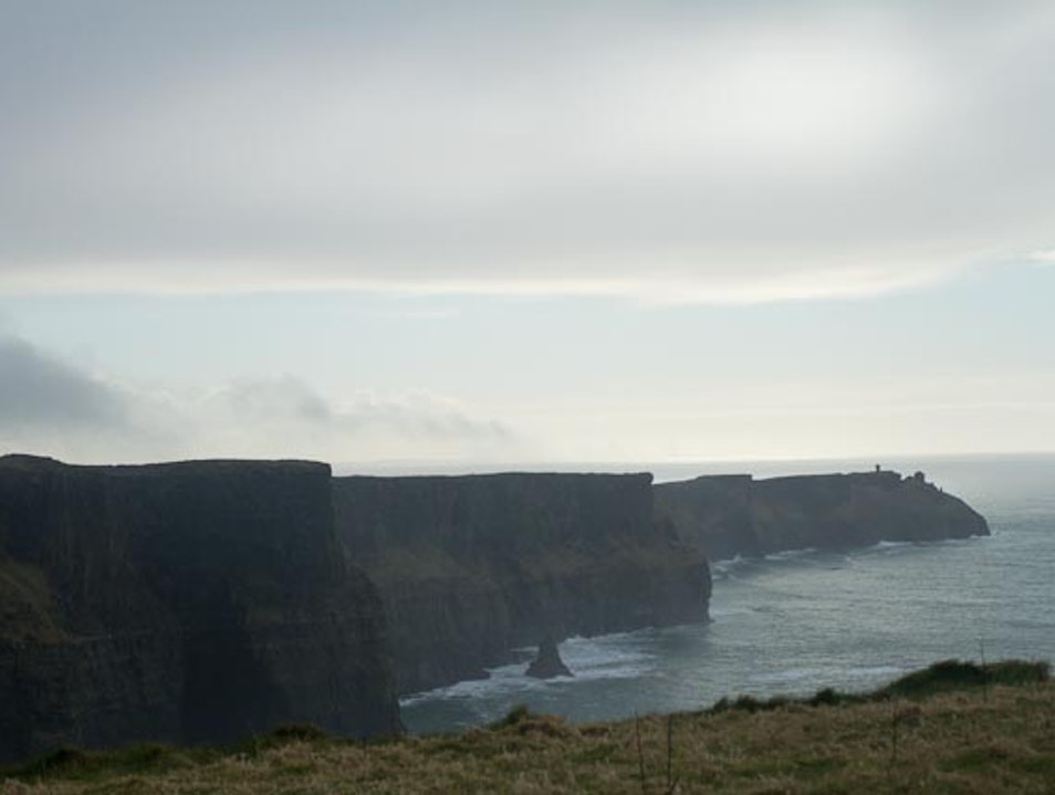The Mighty Cliffs  Clare  Ireland