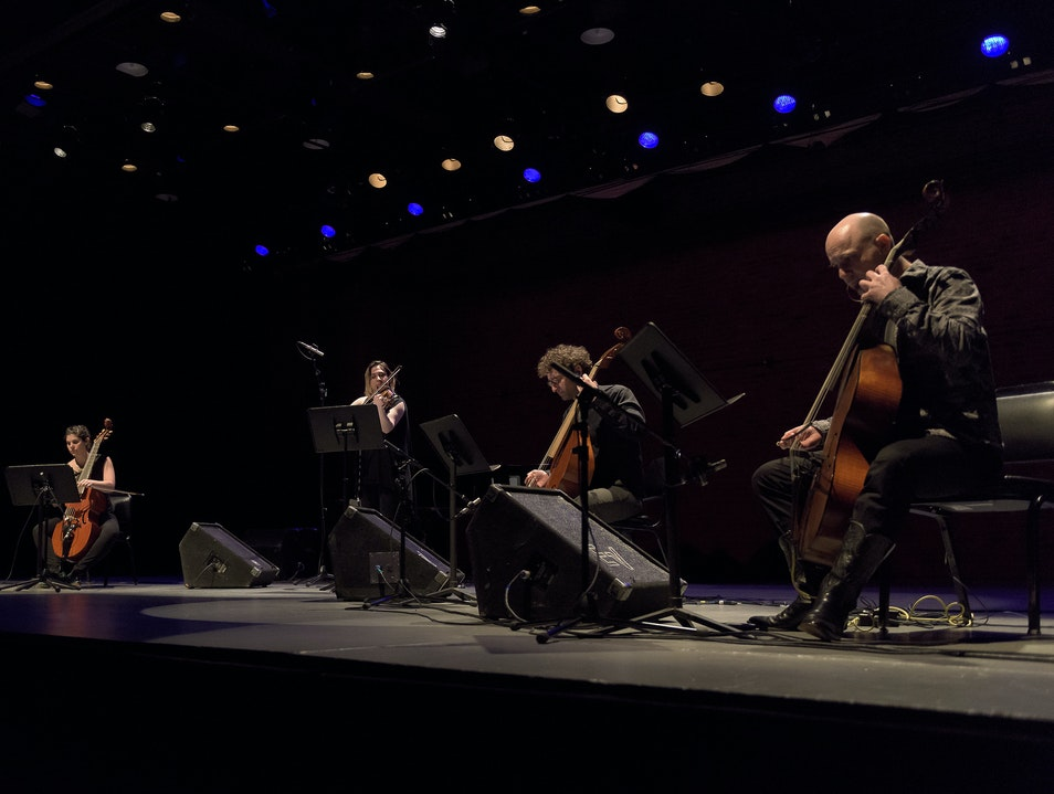 Symphony Space New York New York United States