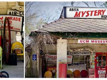 UCM/Abita Mystery House Abita Springs Louisiana United States