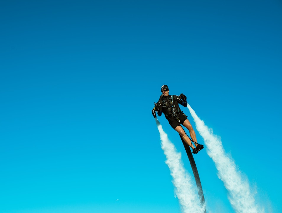 JetPack on the Water