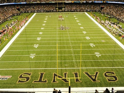 Mercedes-Benz Superdome New Orleans Louisiana United States