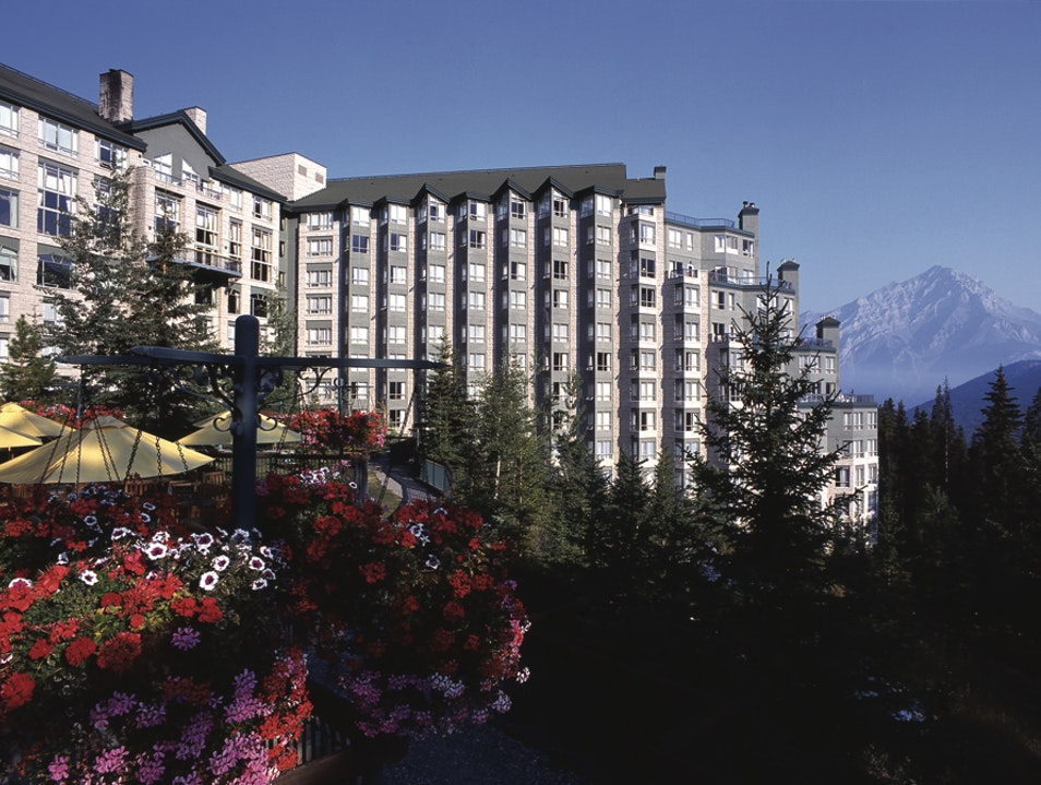 Luxury in the Mountains Banff  Canada