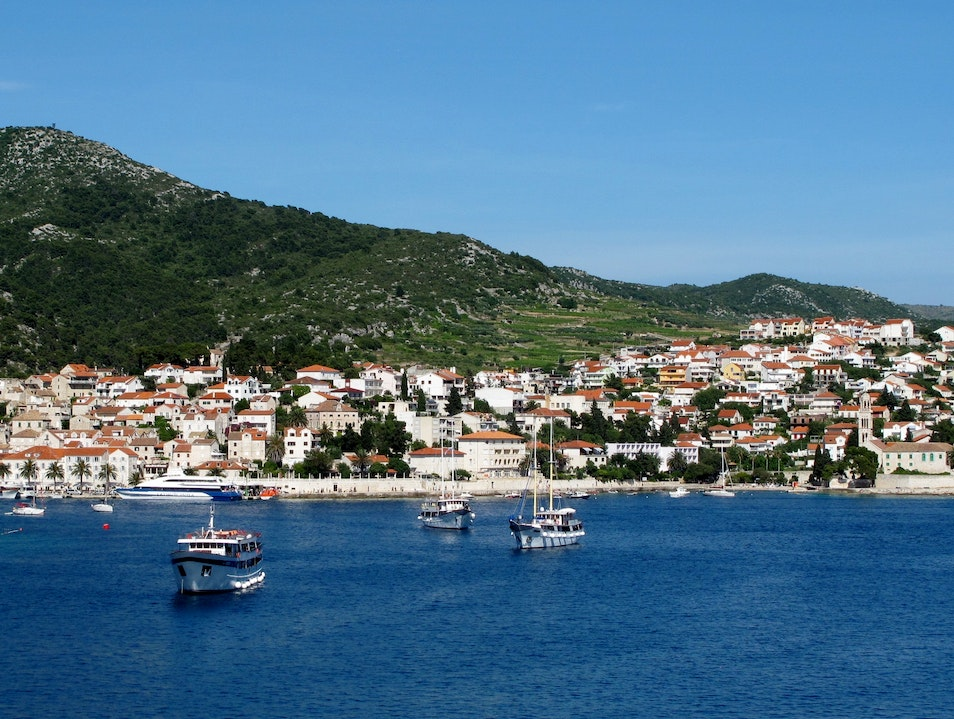 Hvar Island and Pakleni Islands