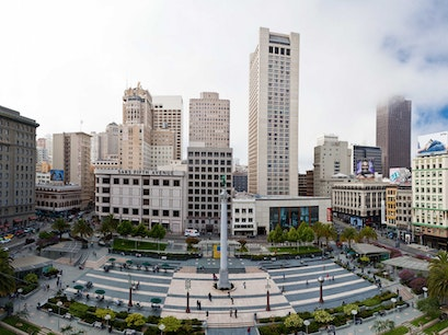 Union Square San Francisco California United States