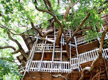 Minister's Tree House Crossville Tennessee United States