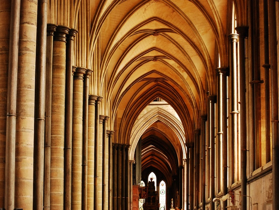 Fall In Love With The Cathedrals