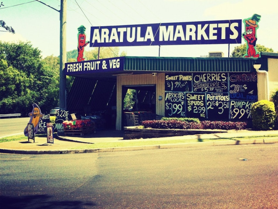 A Can't-Miss Stock-Up on Queensland's Cunningham Highway Aratula  Australia