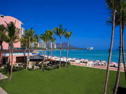 The Royal Hawaiian, A Luxury Collection Resort Honolulu Hawaii United States