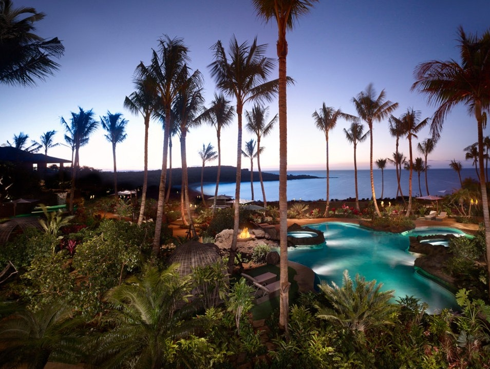 Four Seasons Resort Lanai Wailuku Hawaii United States