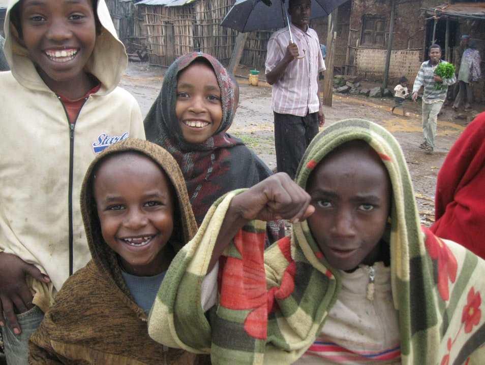 Ethiopia, the Strong