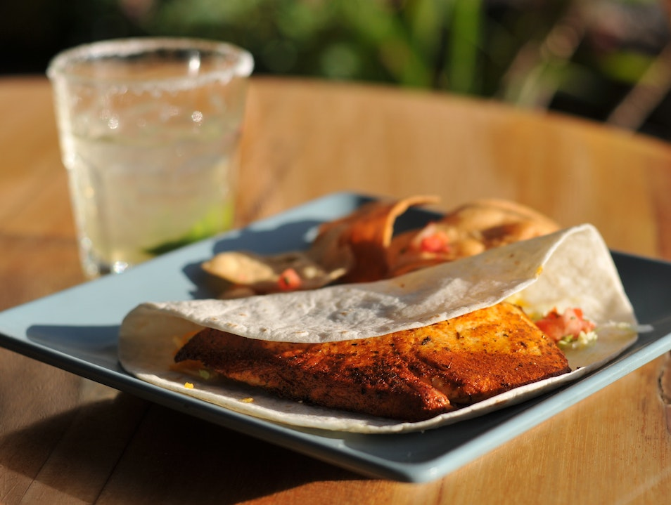 Eat a Fish Taco and Give Back to the Community