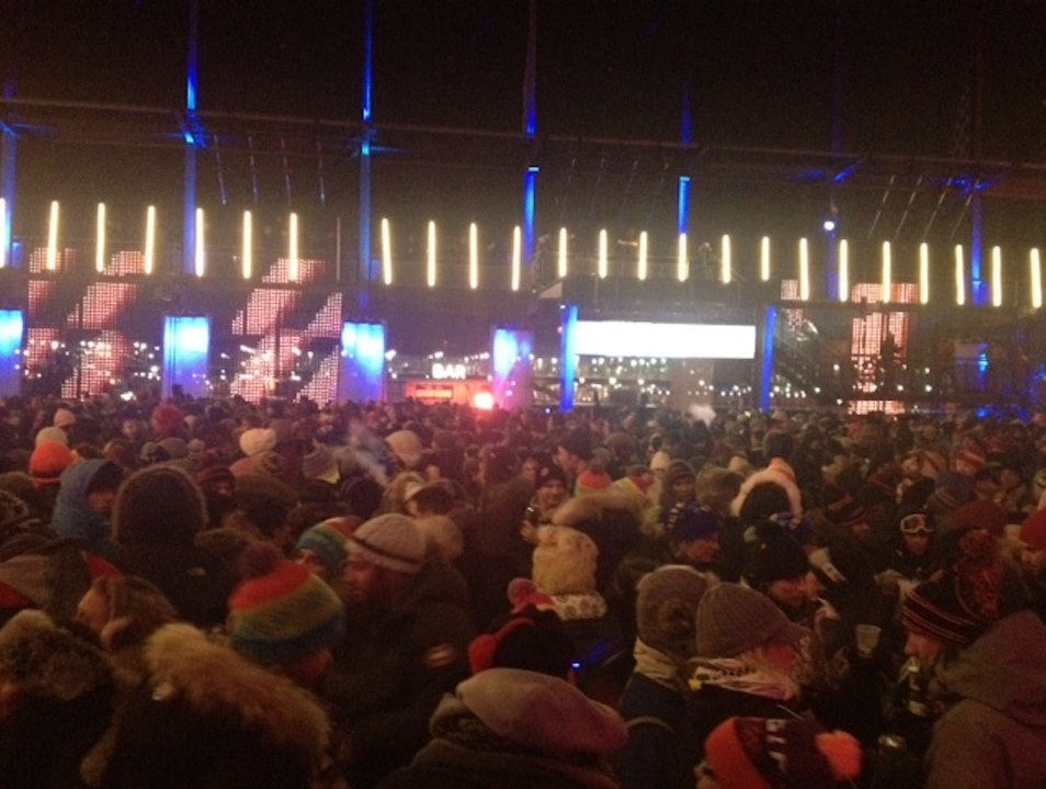 THE Winter Party in Montreal: Igloofest!
