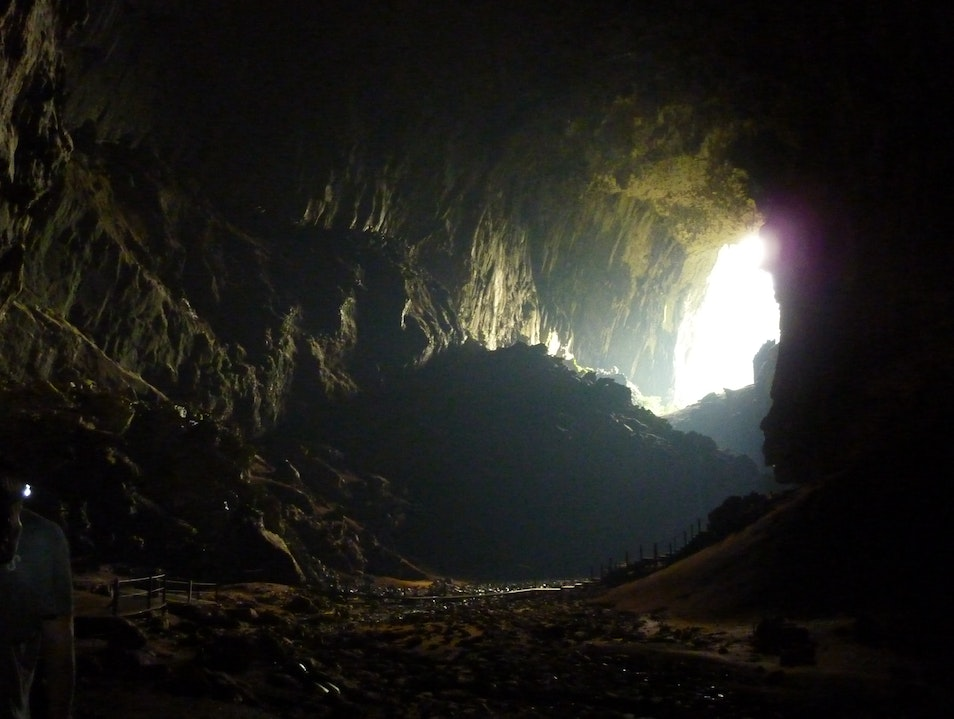 Cave & Jungle Exploration on Borneo Miri  Malaysia