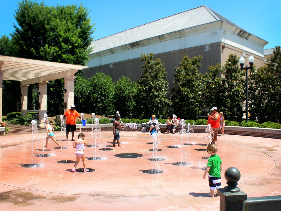 Alabama Summers and a Fun Way to Beat the Heat Huntsville Alabama United States