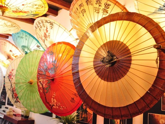The Umbrella Artisans of Beijing's Ruo Shui Tang Workshops
