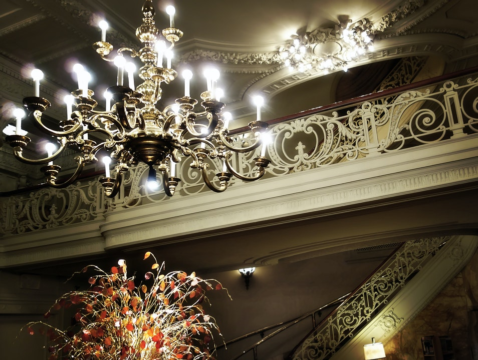 History and opulence at the Bellevue Hotel