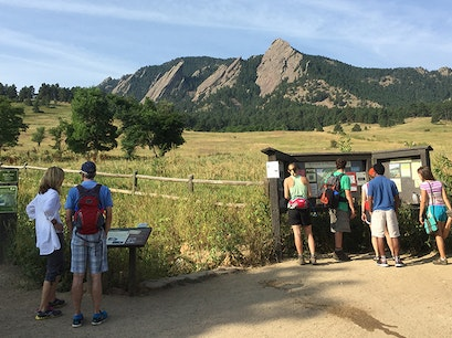 Royal Arch Trail, Boulder Boulder Colorado United States