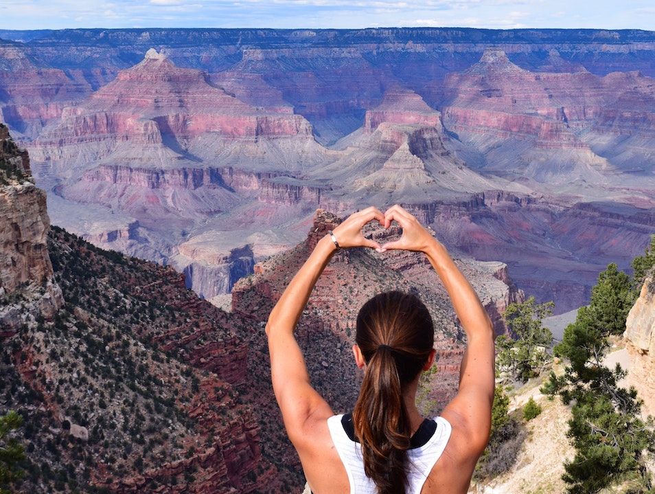 Hiking the South Rim of the Grand Canyon