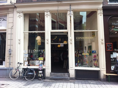 Condomerie Amsterdam  The Netherlands