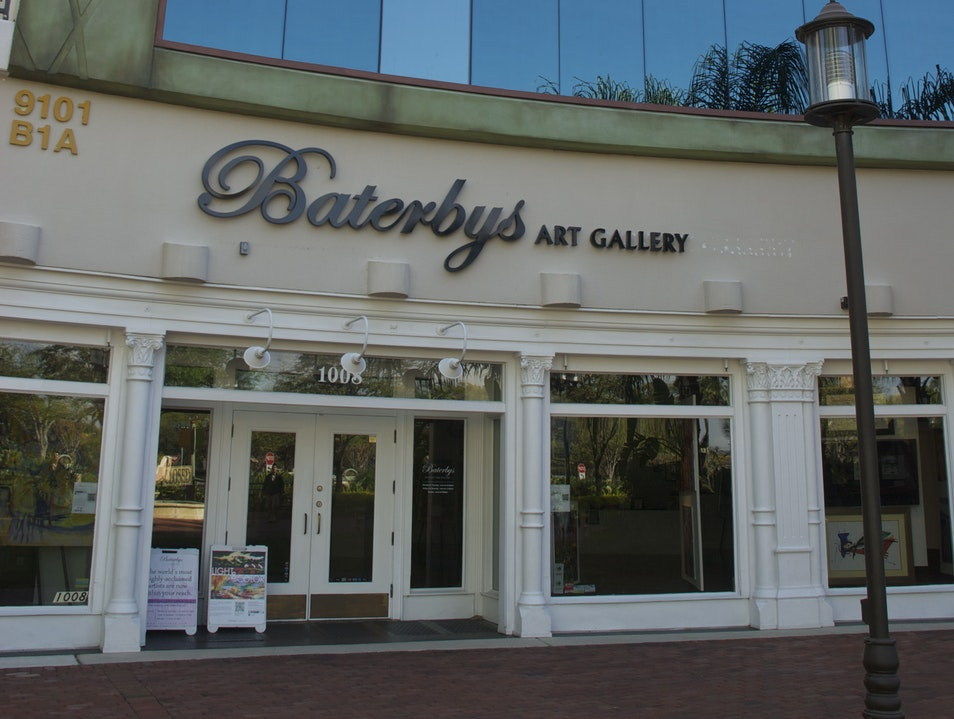 Second Friday Art Events, Bartebys Art Gallery Orlando Florida United States