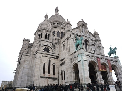 Sacré-Cœur Paris  France
