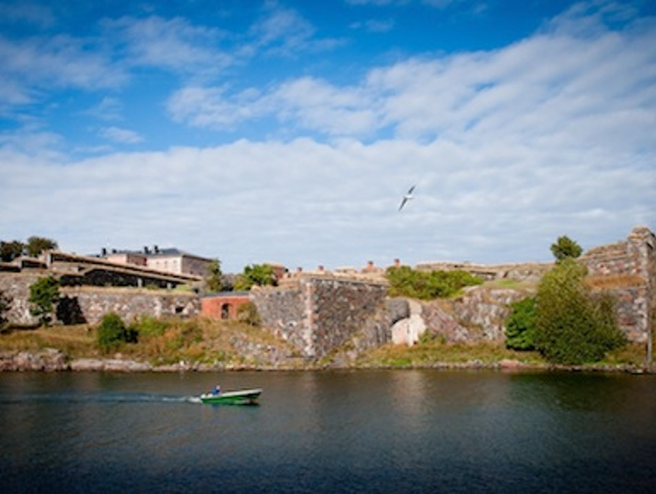 Picnic on Suomenlinna