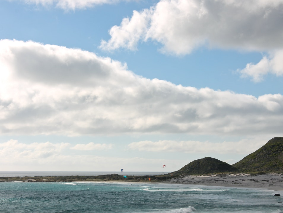 Thrills and Spills at Witsands Beach