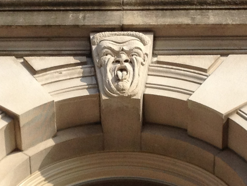 Goblins at the courthouse