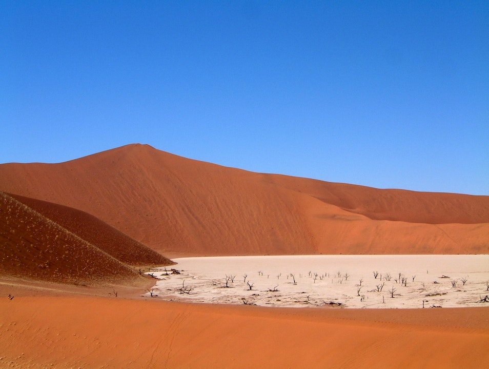 On Top of the World: Deadvlei & Crazy Dune, Namibia