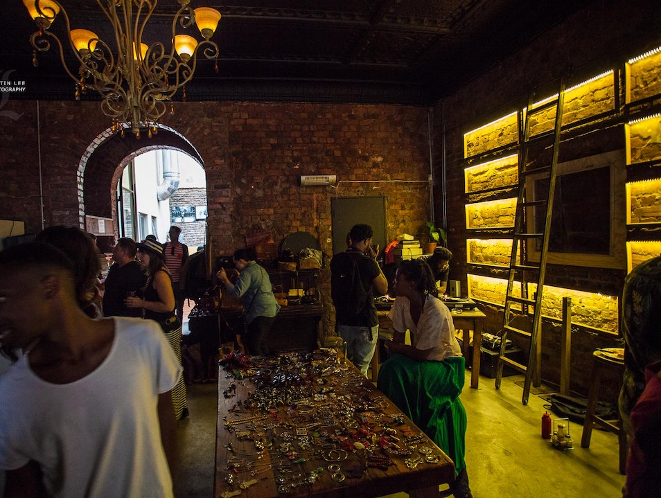 Have A Drink & Get Your Party On At One Of The Oldest Bars in Jozi Johannesburg  South Africa