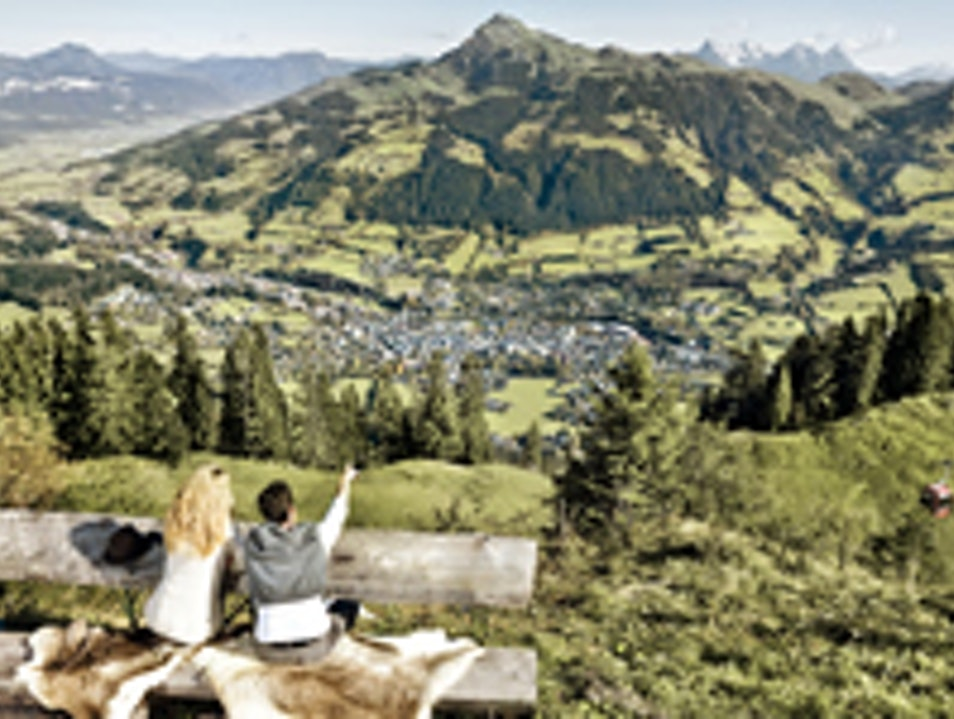 Hike the Hahnenkamm