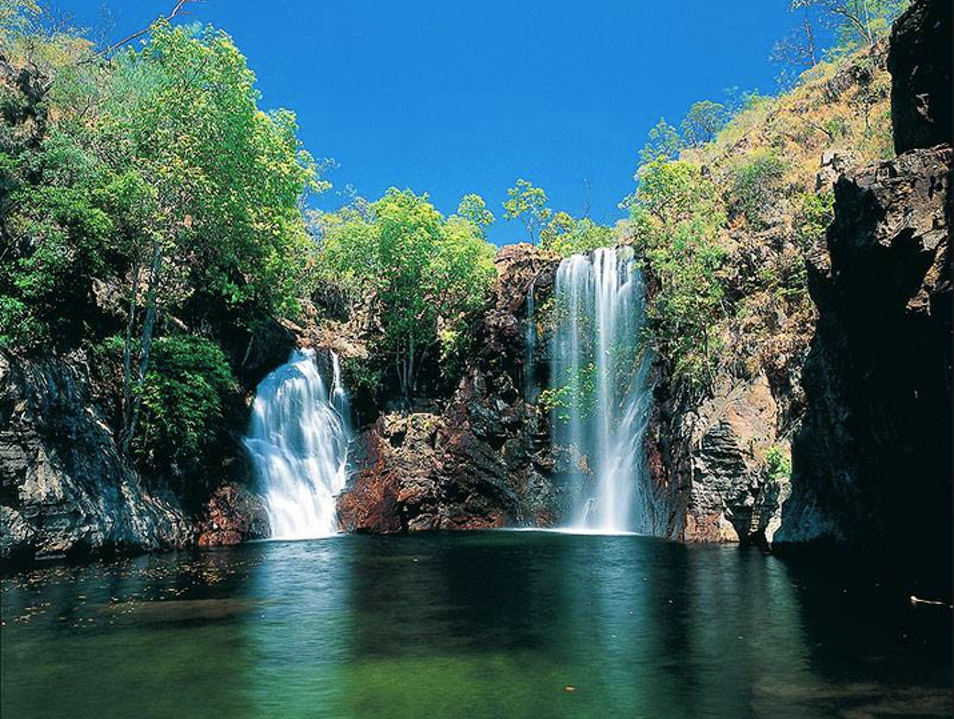 Take the plunge at Litchfield National Park