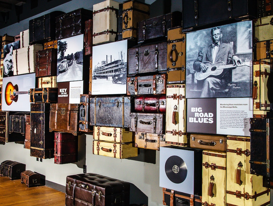 National Blues Museum St. Louis Missouri United States